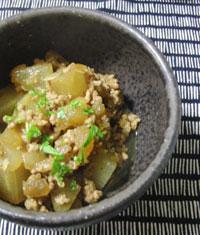 ヘルシー 冬瓜カレー レシピ