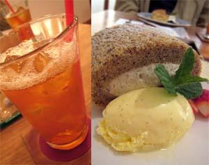 フレーバーティ&紅茶ロール