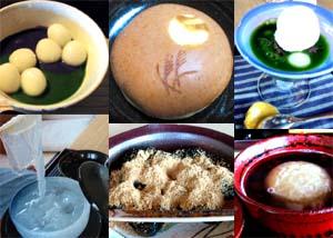 藤村の和菓子