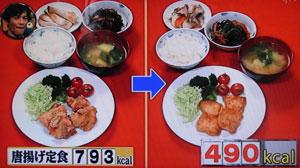 女子栄養大学のダイエット方法