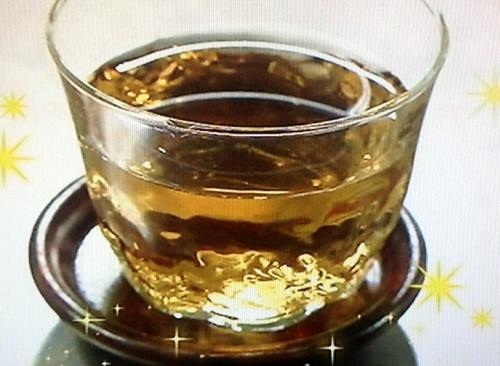 夏の冷え対策方法・麦茶の栄養価(あさイチより)