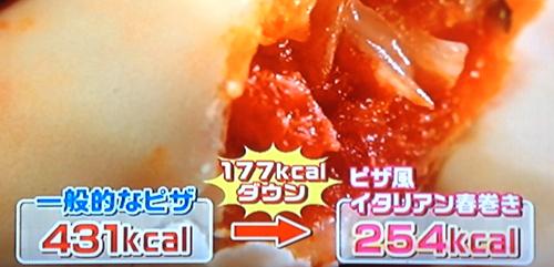 ダイエットレシピ(はなまるマーケットより