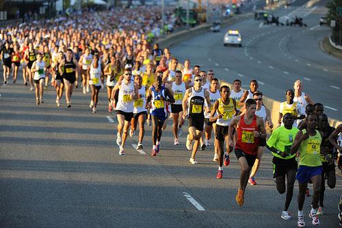 マラソン大会の筋肉痛予防法