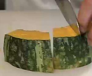 圧力なべ かぼちゃ